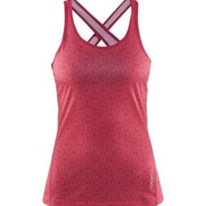 Craft Athletic Running tank top Size: XS NEW